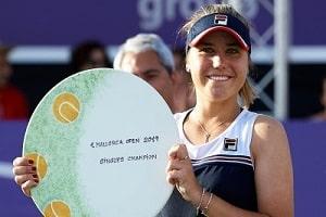 Sofia Kenin won the Mallorca Open Title 2019