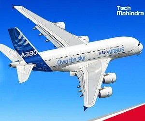 Tech Mahindra signed a contract with Airbus