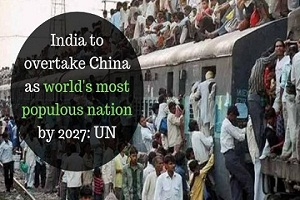 world's most populous country