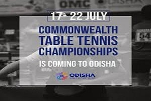 21st Commonwealth Table Tennis Championship 2019