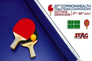 21st Commonwealth Table Tennis Championship