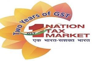 2nd anniversary of GST