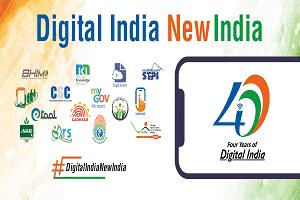 4 years of Digital India
