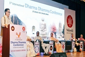 5th edition of Dharma-Dhamma conference