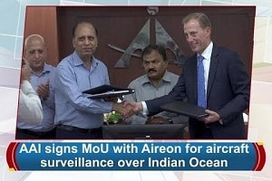 AAI signed up with Aireon
