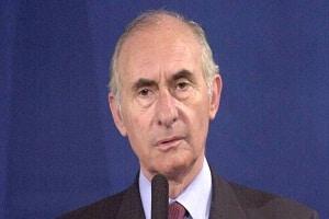 Argentine President Fernando de La Rua