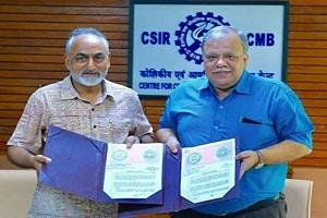 CCMB and CDFD sign MoU