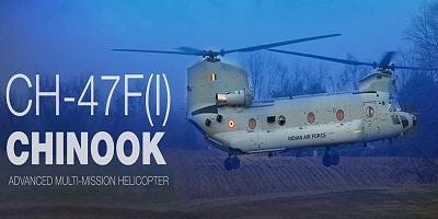 CH-47F (I) Chinooks