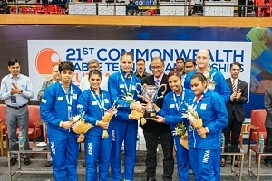 Commonwealth Table Tennis Championships 2019