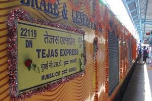 Delhi-Lucknow Tejas Express