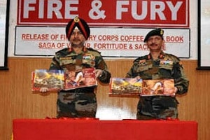 'Fire & Fury Corps' released in Leh