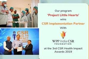 Genesis foundation awarded as CSR Implementation