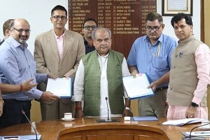 Govt signs SoI with IBM