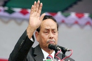 Hussein Mohammed Ershad