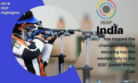 ISSF Junior World Cup 2019