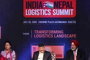 India-Nepal Logistics Summit