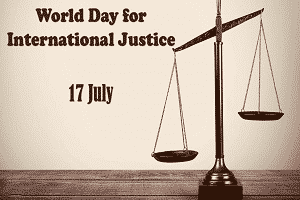 International Justice Day