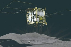 Japan spacecraft Hayabusa2 lands on asteroid Ryugu for second time