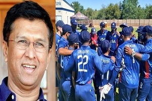 Kiran More appointed as USA cricket team's interim coach