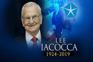 Lee Iacocca..