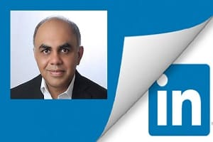 LinkedIn chooses Ashutosh Gupta