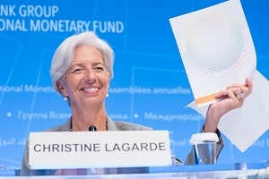 MD of IMF Christine Lagarde resigns