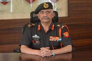 Naravane Indian Army new vice chief