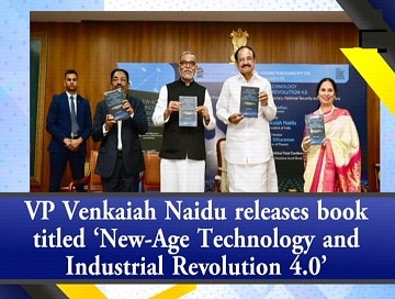 'New-Age Technology and Industrial Revolution 4.0'