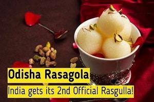 Odisha gets GI tag for its sweet version of Rasagola