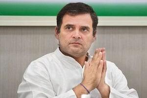 Rahul Gandhi resigned as Congress President