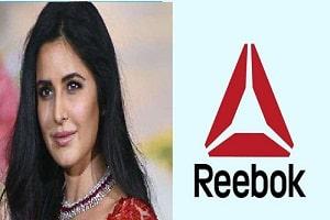Reebok announced Katrina Kaif as the new brand ambassador