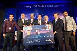 RuPay JCB Global Cards