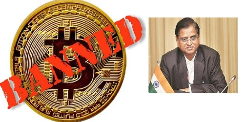 SC Garg recommends banning all private cryptocurrencies