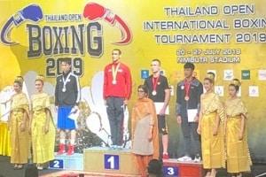 Thailand Open International Boxing Tournament 2019
