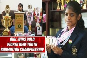 World Deaf Youth Badminton Championships 2019