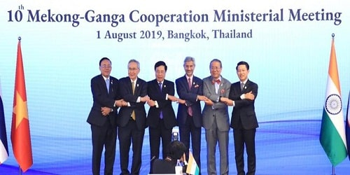 10th Mekong Ganga Cooperation