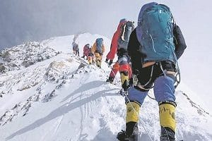 137 Mountain Peaks opened for Mountaineering
