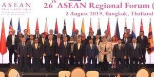 26th ASEAN Regional Forum