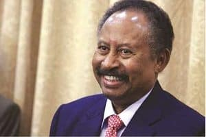 AbdallaHamdok becomes the new prime minister of Sudan