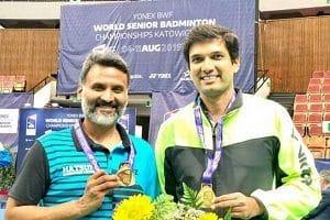 Ajith Haridas and Vijay Lancy