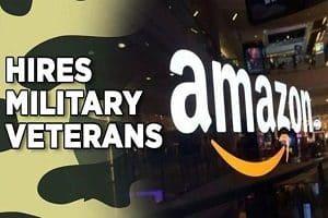 Amazon launches Military Veterans Employment programme