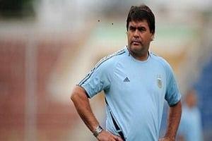 Argentina's football legend José Luis Brown