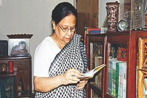Bangladeshi novelist Rizia Rahman