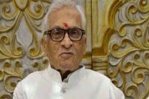 Bihar CM Jagannath Mishra