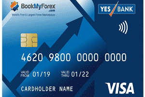 BookMyForex join hands with YES Bank