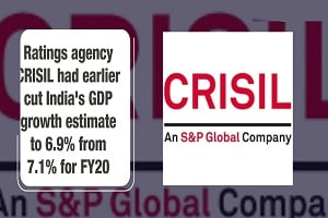 CRISIL lowers India's FY2020