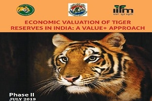 Economic Valuation of Tiger Reserves in India