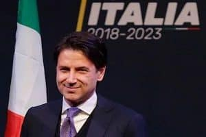 Giuseppe Conte Italian PM