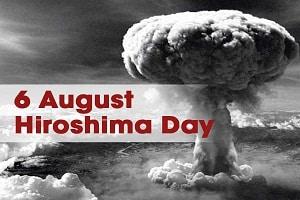 Hiroshima Day 2019
