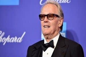 Hollywood actor Peter Fonda
